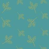 Endloses Muster Schablone für Design und Dekoration Lizenzfreie Stockbilder