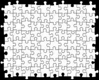 Endloses Puzzlespiel (endlos) lizenzfreie abbildung