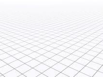 Endloses Rasterfeld vektor abbildung