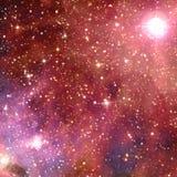 Endloses Universum Elemente dieses Bildes geliefert von der NASA lizenzfreie stockfotos