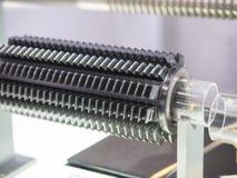 Endmill del carburo di alta precisione per il automot di taglio di alta precisione fotografia stock