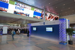 Endocrine Society Annual Meeting. Medical conference at Boston Convention Center Stock Photos