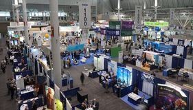 Endocrine Society Annual Meeting. Medical conference at Boston Convention Center Royalty Free Stock Images