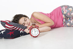 Endormi rapide Image stock