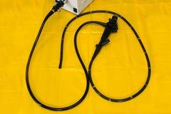 Endoscope flexible images libres de droits