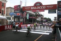 Endradrennen Lizenzfreies Stockfoto