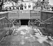 Endroit de Connaught, New Delhi Photographie stock libre de droits
