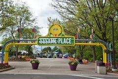 Endroit de sésame dans Langhorne, Pennsylvanie photographie stock