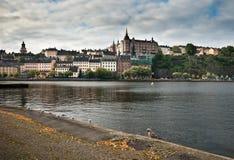 Endroit de Stockholm. Image stock