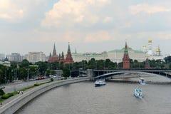 Endroit des crânes sur la place rouge à Moscou Photographie stock