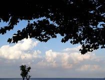 endroit naturel et harmonieux image libre de droits