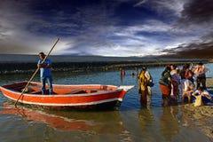 Endroit religieux d'Inde Photographie stock