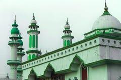 Endroit religieux de mosquée islamique photo stock
