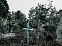 Endroit sinistre Halloween Photos libres de droits