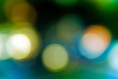 Endroits multicolores Photographie stock libre de droits