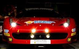 ENDURANCE 24 HOURS CAR RACE - BARCELONA Royalty Free Stock Image