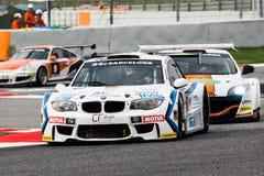 ENDURANCE 24 HOURS CAR RACE - BARCELONA Royalty Free Stock Photos