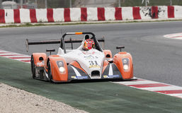 ENDURANCE PROTO V DE V. That celebrates at Circuit de Cataluña, Barcelona, Spain on days 22-23 March 2014 Driver Number 31, DHOUAILLY/FAURE/KIRCHDOERFFER stock image