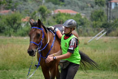 Endurance Riding Stock Photography