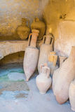 The Enduring Artwork and Design of Herculaneum Stock Image