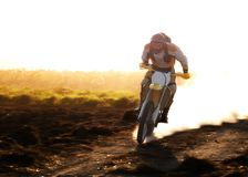Enduro Royalty Free Stock Photo