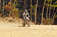 Enduro 2011 Photographie stock