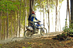 Enduro Stock Image