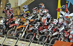 Enduro Stock Foto's