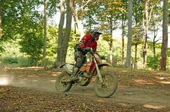 Enduro championship Royalty Free Stock Photography