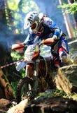 Enduro cross championship Royalty Free Stock Photos