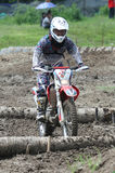Enduro Cross Championship Stock Photography
