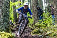 2013 enduro dell'Oregon - Aaron Grutzmacher Fotografia Stock Libera da Diritti