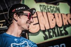 Enduro dell'Oregon - Adam Craig Fotografie Stock