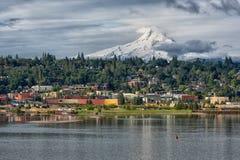 2013 enduro dell'Oregon - cappuccio di Mt. Fotografia Stock Libera da Diritti