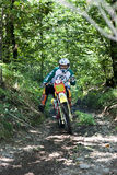 Enduro race Royalty Free Stock Images