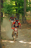 Enduro race Royalty Free Stock Photography