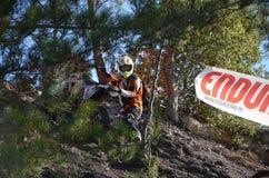 Enduro race Stock Images