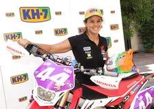Enduro World Champion Laia Sanz Royalty Free Stock Photos
