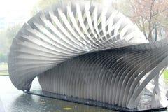 Endustrial arkitektur Royaltyfria Bilder