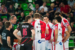 Enea Cup Poland finals royalty free stock photos