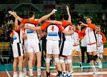 Enea Cup Poland finals royalty free stock photos