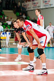 Enea Cup Poland volleyball stock photo
