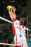 Enea Cup Poland volleyball Stock Photography