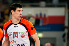 Enea Cup Poland volleyball Royalty Free Stock Images