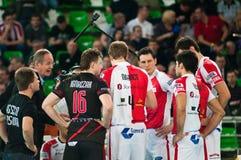ENEA-Cup-Polen-Schlüsse lizenzfreie stockfotos
