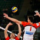 ENEA-Cup-Polen-Schlüsse Lizenzfreies Stockbild