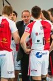 Enea het volleyball van Polen van de Kop Stock Foto