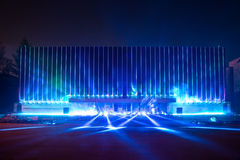 ENEA (VDNH) Paviljongmetallurgierna (Kazakh SSR) Royaltyfri Foto