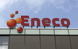 Eneco energia Zdjęcie Royalty Free