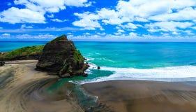 Enegreça areias Imagem de Stock Royalty Free